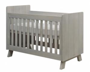 Lit bébé Pebble Wood 60x120