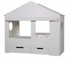 Lit Cabin