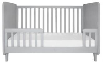 Lit bébé évolutif l'Accroche Coeur 70x140