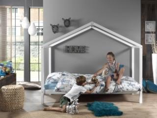 Lit enfant Happy Home 2 90x200