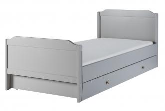 Lit enfant Opéra 90x200 + tiroir lit