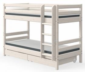 Lit Superposé évolutif Classic 90x190 + tiroirs