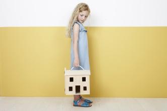 Maison de poupée Holdie
