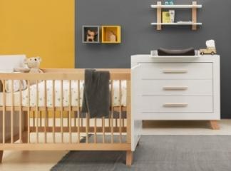 Mini Chambre bébé Lisa