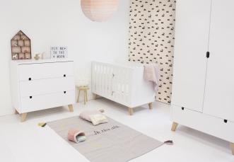 Mini Chambre bébé Moon