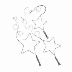 Mobile Star Pastel