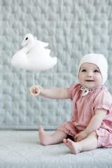 Mobile musical Swan