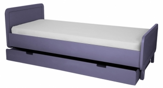 Lit enfant rond + tiroir lit