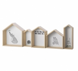 Niches Sweet Houses Animals