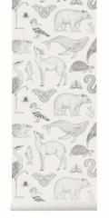 Papier peint Animals - Katie Scott