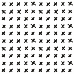 Papier Peint-Motif Croix