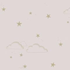 Papier Peint Starry Sky