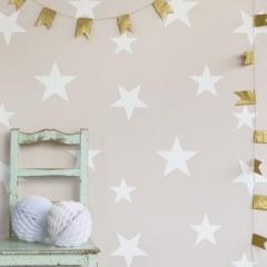 Papier Peint Stars