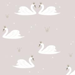 Papier Peint Swans