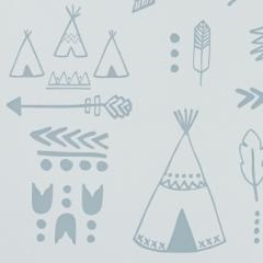 Papier Peint Teepees