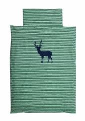 Parure de lit 120x150 Blue Deer