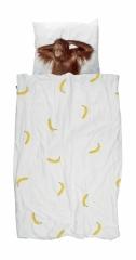 Parure de lit 140x200 Bananas