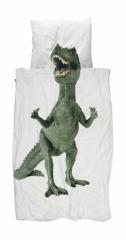 Parure de lit 140x200 Dinosaure Rex