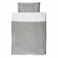 Parure de lit 140x200 Sirène Grey