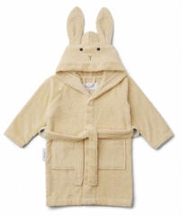 Peignoir Lapin Lily Rabbit 1-2 ans