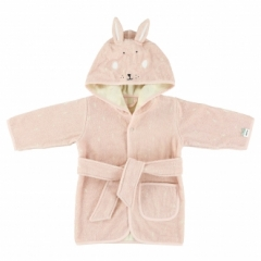 Peignoir Lapin Mrs Rabbit 5-6 ans