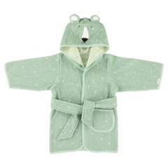 Peignoir Ours polaire Mr Polar Bear 3-4 ans