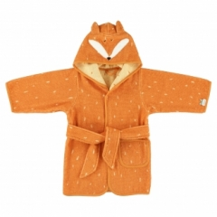 Peignoir Renard Mr Fox 1-2 ans