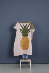 Plaid 80x100 Fruiticana Pineapple