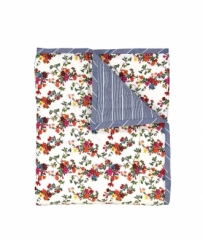 Plaid quilté 150x220 Josephine Garden