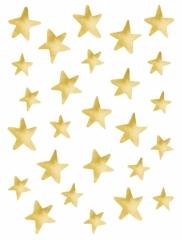 Planche de Stickers Stars