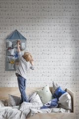 Pochette murale House Wall