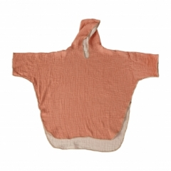 Poncho Muslin 18-24 mois