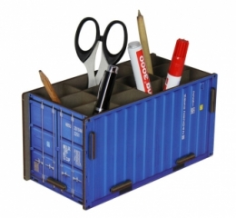 Porte stylos Container