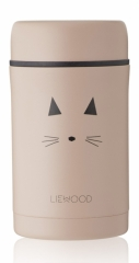 Pot alimentaire thermique Bernard Chat Cat