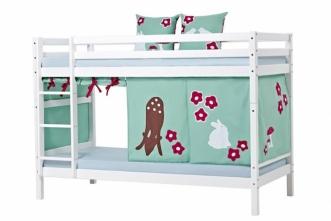 Textile hoppekids pour chambre enfant file dans ta chambre for Lit superpose pour tout petit