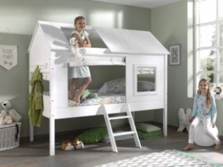 Rideaux de lit Cabane Sweet Cabin