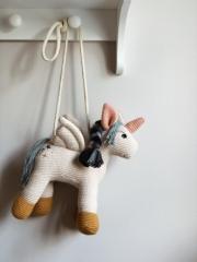 Sac bandoulière Nancy Unicorn