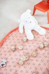 Sac tapis de jeu 3 en 1 Animal Faces