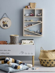 Set de bricolage Robin Toy en bois