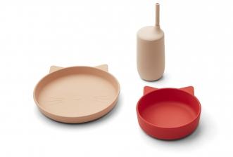 Set de vaisselle Chat Nathan Cat