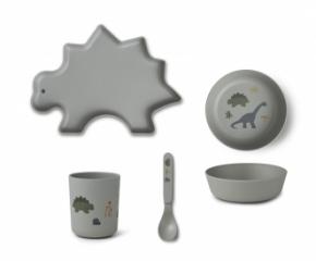Set de vaisselle Dino