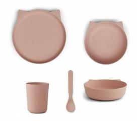 Set de vaisselle Paul Chat Cat