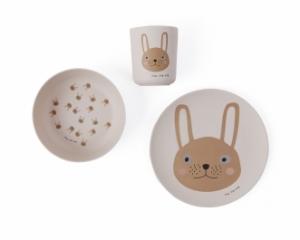 Set de vaisselle Rabbit