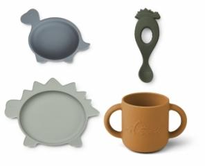 Set de vaisselle Vivi Dino