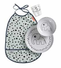Set vaisselle Happy Dots
