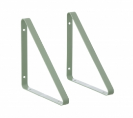 Shelf hangers - Lot de 2