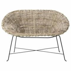Sofa en Rotin Kubu