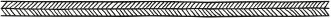 Sticker Frise haut de mur Flèche Graphique