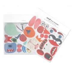 Stickers pour Table Play, Chaise Ours et lapin,