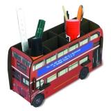 Porte stylos bus anglais